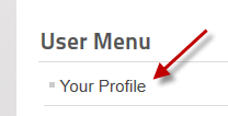 03-User Menu-Your Profile